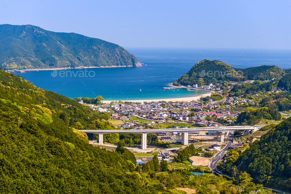 Kumano City, Japan - Stock Photo - Images
