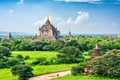 Bagan, Myanmar Temples - PhotoDune Item for Sale