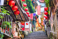 Jiufen Taiwan Steps - PhotoDune Item for Sale