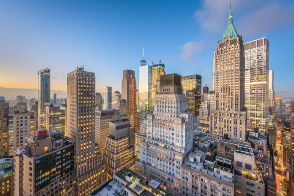 New York City - Stock Photo - Images