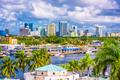 Fort Lauderdale Florida ZSkyline - PhotoDune Item for Sale