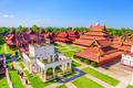 Mandalay, Myanmar Palace - PhotoDune Item for Sale