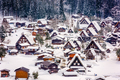 Japanese Winter Village - PhotoDune Item for Sale