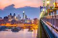 Philadelphia Pennsylvania Skyline - PhotoDune Item for Sale