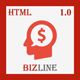 Bizline - Business and Corporate HTML Template - ThemeForest Item for Sale