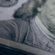 Shot of a 100 Dollar. Hundred-dollar Bills - VideoHive Item for Sale