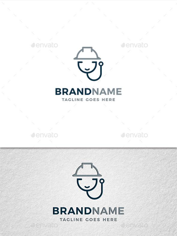 Doctor Architect - Symbols Logo Templates