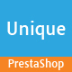 UniqueShop - Prestashop Theme - ThemeForest Item for Sale