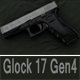 Glock 17 Gen 4 [ 3D MODEL ] Real