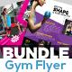 Sports | Fitness | Gym Flyer Bundle