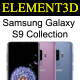 Element3D - Samsung Galaxy S9 Collection - 3DOcean Item for Sale