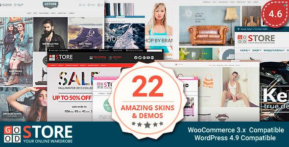 GoodStore - WooCommerce Theme - WooCommerce eCommerce