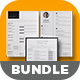 Resumes Bundle