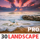 25 Pro Landscape and Nature Lightroom presets - GraphicRiver Item for Sale