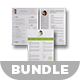Bundle Resume Template for Word - GraphicRiver Item for Sale