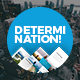 Determination PowerPoint Presentation Template - GraphicRiver Item for Sale