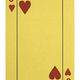 Golden playing cards, Jack of hearts - PhotoDune Item for Sale