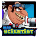 Mad Scientist Shooter Dash