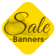 Animated HTML5 Shopping Banners Template