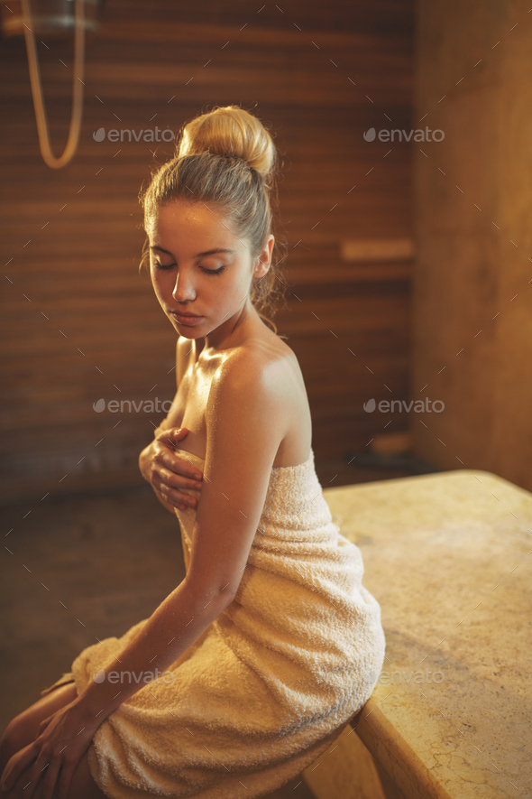 Spa therapy - Stock Photo - Images