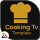 Cooking Tv - VideoHive Item for Sale