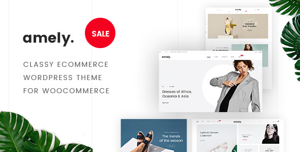 Image of Amely - eCommerce WordPress Theme for WooCommerce