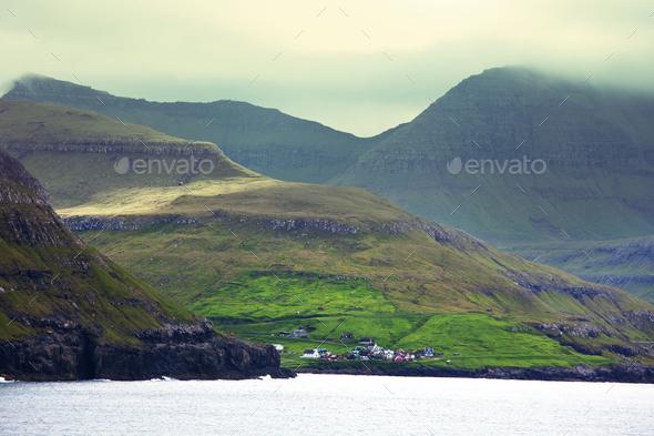Faroe - Stock Photo - Images