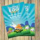 Easter Flyer V04 - GraphicRiver Item for Sale