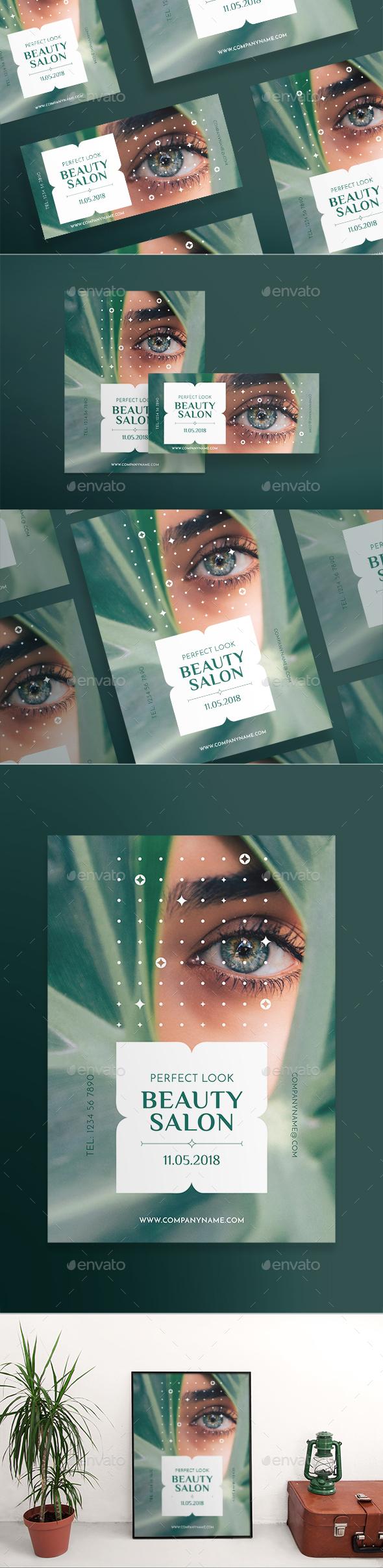 Beauty Salon Flyers - Corporate Flyers