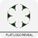 Flat Logo Reveal - VideoHive Item for Sale
