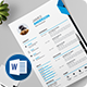 Resume / Cover Letter - GraphicRiver Item for Sale