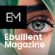 Ebullient - A Modern News and Magazine Theme - ThemeForest Item for Sale
