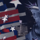USA Flag Transitions - VideoHive Item for Sale