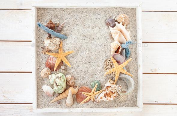 Summer holidays - Stock Photo - Images