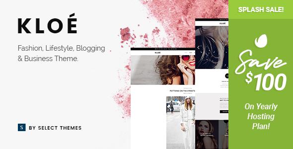 Kloe - Fashion & Lifestyle Multi-Purpose Theme - Fashion Retail
