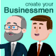Businessman Character Pack