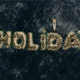 Holiday Tropical Island With Palm Tree - VideoHive Item for Sale