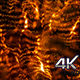 Beauty Gold Particles Background - VideoHive Item for Sale