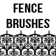20  Fencing Pattern Adobe Illustrator Brushes