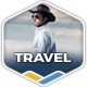 HTML5 Animated Banner Ads - Travel & Tourism (GWD)