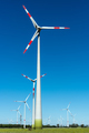 Wind energy plants on a sunny day - PhotoDune Item for Sale