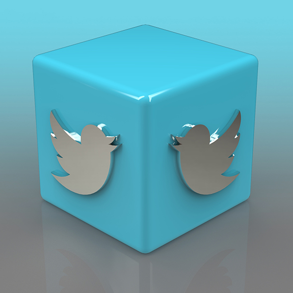 3d logo, affiliate, bird, books, box, commercial logos, computer, cyan color, detailed, electronics, homepage, icon, internet, logos, mark, marketing logo, media, news, people, silver, social network, symbol, technology, twitter ads, twitter logo, web design, white, world