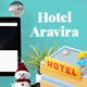Aravira - Hotel HTML Template - ThemeForest Item for Sale