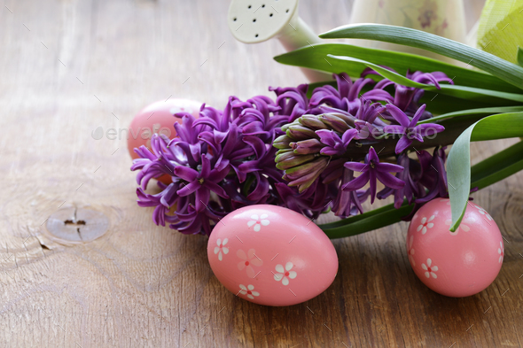 Easter Still Life - Stock Photo - Images