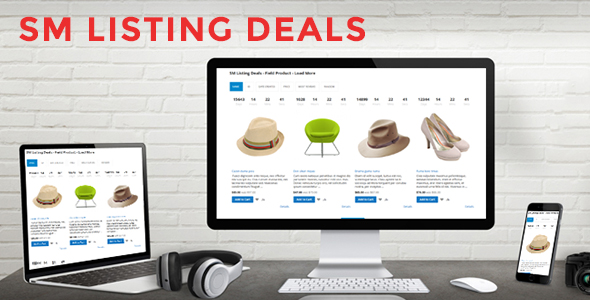 SM Listing Deals - Responsive Magento 2 Module - CodeCanyon Item for Sale