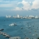 Pattaya City Beach at Pratumnak Viewpoint - VideoHive Item for Sale