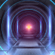 Sci-fi Tunnel - VideoHive Item for Sale