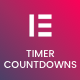 Timer Countdowns for Elementor Page Builder