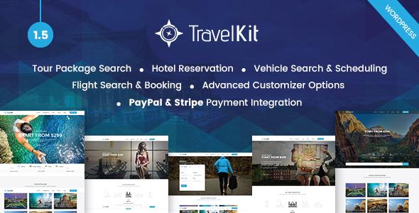20 Travel Agency WordPress Themes 2019 20