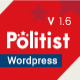 Political WordPress Theme | Political Candidate - ThemeForest Item for Sale